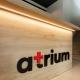 Atrium frontdesk